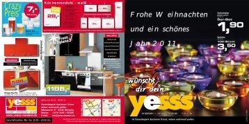 gratis - YESSS Möbel