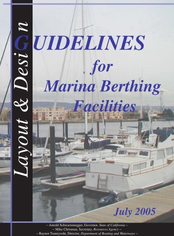 Entire Document - California Department of Boating and Waterways ...