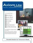 RBH 2006 Axiom Cat-Eng.indd - Zone Technology - Page 3