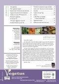 Descarga en PDF la revista Vegetus nº 20 - Unión Vegetariana ... - Page 2