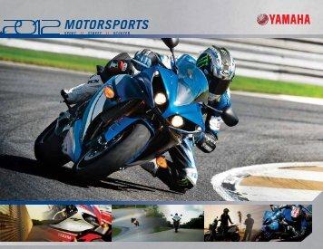 MOTORSPORTS - Yamaha