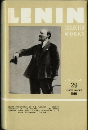 Lenin CW-Vol. 29-TC.pdf - From Marx to Mao