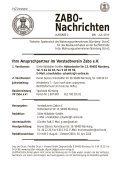 Heft 02-2010 - Vorstadtverein Zabo - Seite 3