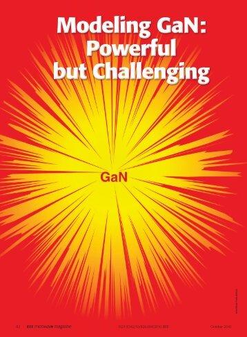 Modeling GaN: Powerful but Challenging - IEEE Xplore