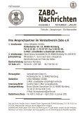 ZABO- Nachrichten - Vorstadtverein Zabo - Seite 5