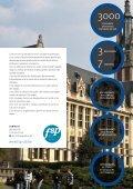 Consulter notre brochure ici - Faculté des Sciences sociales et ... - Page 2