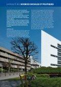 Consulter notre brochure ici - Faculté des Sciences sociales et ... - Page 4
