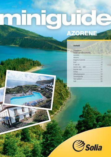 Portugal og på Azorene - Solresor