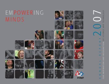 2007 Annual Report - first