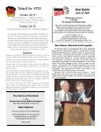 THE MESSENGER - Congregation B'nai Zion - Page 4