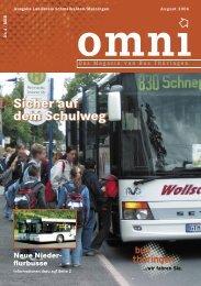 Neue Nieder- flurbusse - Bus Thüringen