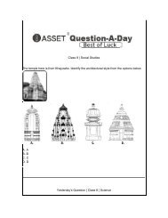 Class 8   Social Studies The temple here is from Khajuraho. Identify ...