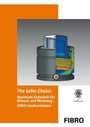 Flyer - Fibro-The safer choice - DE - Fibro GmbH