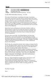 ij@uk2 Page 1 of 8 17/10/2006 CAABU British Broadsheet Summary ...