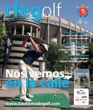 rfegolf rfegolf - Real Federación Española de Golf