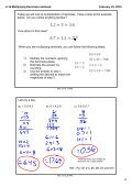 6-16 Multiplying Decimals.notebook - Page 3