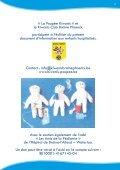 Brochure Pédiatrie pour Braine-L'Alleud - Waterloo - Chirec - Page 3