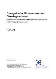 Abschlussbericht (pdf-Datei, 300 KB) - Comenius-Institut