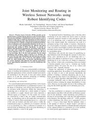 Joint Monitoring and Routing in Wireless Sensor Networks using ...