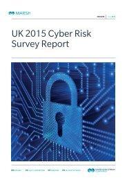 Marsh UK 2015 Cyber Risk Survey Report-06-2015