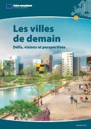 Les villes de demain - Europe en France, le portail des Fonds ...
