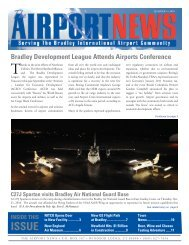 Bradley Development League Attends Airports ... - IMNCT Networks