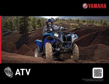 Atv 2012 - yamaha motor canada