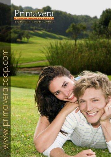Scarica il nuovo catalogo 2010 - Primavera Soc. Coop