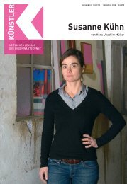 Susanne Kühn - Zeit Kunstverlag