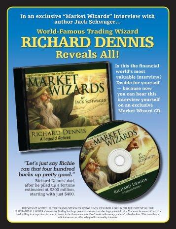 RICHARD DENNIS RICHARD DENNIS