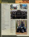 GRIZZLY - yamaha motor canada - Page 4