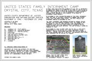 Crystal City Camp Layout - The internment of German American ...