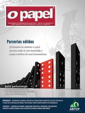 abtcp-pi 2010 - Revista O Papel