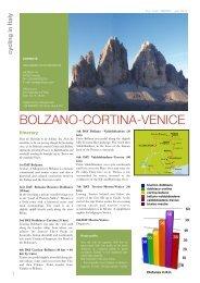 Bolzano-cortina-venice 2012 EN - italia radreisen