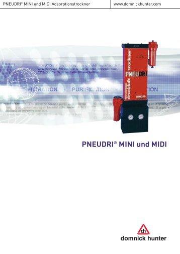 PNEUDRI® MINI und MIDI