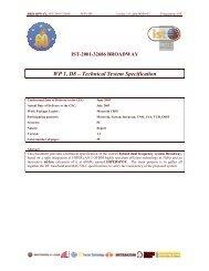 WP 1, D8 - Markus Mu(e)ck's Home Page