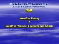Weather Theory and Services