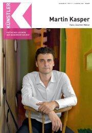 Martin Kasper K - Zeit Kunstverlag