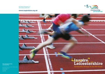 3520 Strategic doc FULL.indd - Inspire LeicesterShire