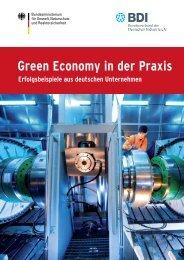 Green Economy in der Praxis - BMU