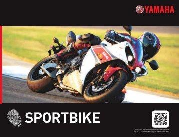 Sportbike 2012 - yamaha motor canada