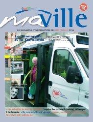 Le Transport À la Demande - Montauban.com