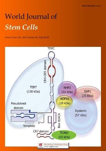 citations for stem cells