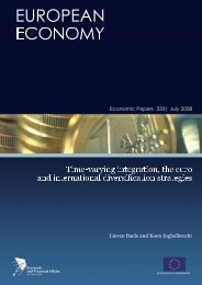 time varying integration, the euro and international diversification ...