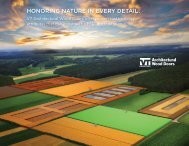 HONORING NATURE IN EVERY DETAIL. - VT Industries