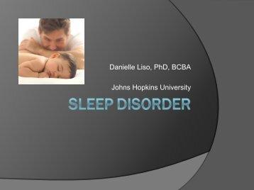 Sleep Disorder - CignaBehavioral.com