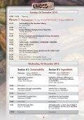 4 – 6 December 2012 - Zentralfachschule der Deutschen ... - Page 6