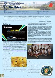 Secondary Newsletters Term 1 Issue 10