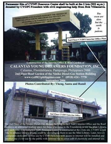 CYDFI_Office_Buildin.. - Calantas Young Dreamers Foundation, Inc.