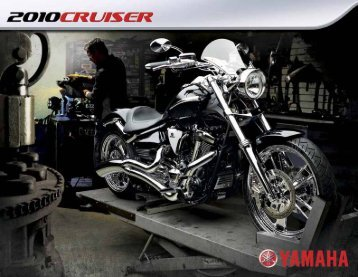 TWO-WHEELED HOT ROD - YAMAHA MOTOR CANADA